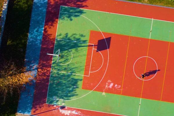 drone basket